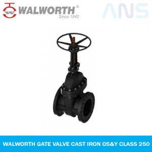 WALWORTH Gate Valve Cast Iron OS&Y Class 250