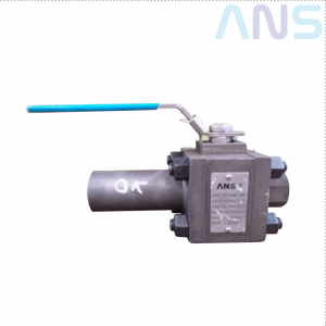 Split Body Floating Ball Valve Class 150 Full Bore